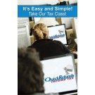 Indoor Sign - Take our Tax Class!