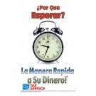 Why Wait? (Spanish)